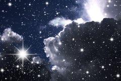 Sternenklar stock abbildung