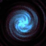 Sternenklare Galaxie vektor abbildung