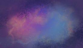Sternenklare Himmel Lizenzfreie Stockfotografie