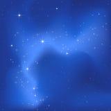 Sternenklarer Himmelhintergrund