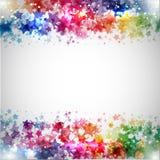 Sternenklarer Hintergrund Lizenzfreie Stockfotos