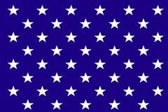 Sternenklarer Hintergrund Lizenzfreie Stockfotografie