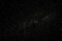 Sternenklarer nächtlicher Himmel Lizenzfreies Stockfoto
