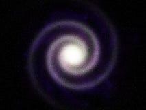 Sternenklarer Nachthintergrund lizenzfreie abbildung