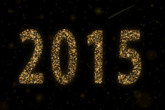 Sternenklares 2015 Lizenzfreie Stockbilder