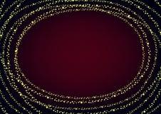Sternenklares Feld Lizenzfreies Stockfoto