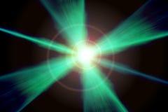 Sternexplosionsabbildung Stockfotografie