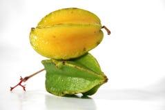 Sternfrüchte Stockfoto