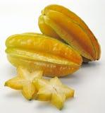 Sternfrüchte Stockbild