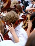 sternspiel för bern händelsemusik Fotografering för Bildbyråer