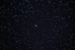 Sternspuren Stockbilder