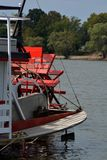 Sternwheeler detail Stock Photography