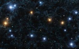 Sternzeichen-Zwillinge Stockfotografie