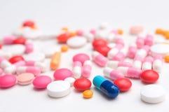 Steroidi Fotografia Stock