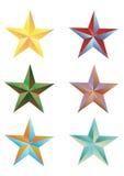 Sterren vector illustratie