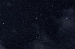 Sterren in de ruimte stock illustratie