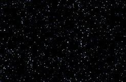 Sterrige nachthemel Stock Foto