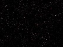 Sterrige nachthemel Stock Afbeeldingen