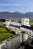 Österrike salzburg Arkivbild