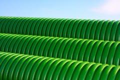 stert zielone tubki Zdjęcie Stock