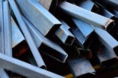 Sterta żelazo, konstrukcja dach fotografia royalty free