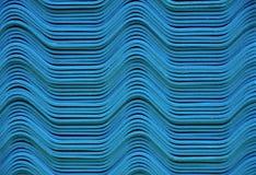 Sterta błękitne dachowe płytki, Fotografia Royalty Free