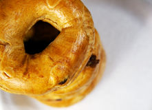 Sterta bagels Obrazy Royalty Free