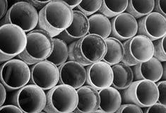 Sterta budowa metalu drymby Obrazy Stock