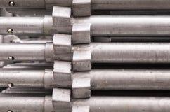 Sterta budowa metalu drymby Zdjęcie Royalty Free