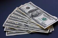 Sterta dolary obraz stock