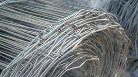 Sterta drucianego prącia aluminium lub stali siatka zdjęcie wideo