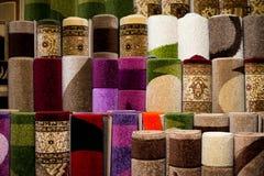 Sterta dywaniki zdjęcia stock