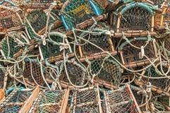 Sterta homara kraba garnków oklepowie Fotografia Stock