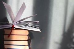 Sterta książka dla ucznia fotografia royalty free