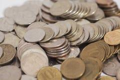 Sterta monety Fotografia Royalty Free
