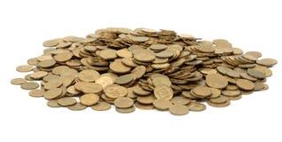 Sterta monety zdjęcie royalty free