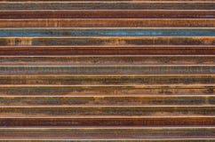 Sterta Ośniedziała Kolejowa Background/tekstura Zdjęcie Stock