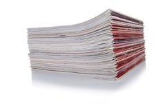 Sterta odizolowywająca na białym tle magazyn obraz stock