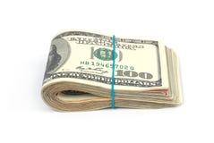 Sterta pieniądze zdjęcia royalty free