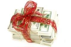 Sterta pieniądze zdjęcie stock