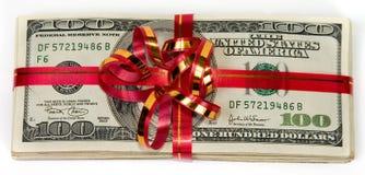 sterta pieniędzy Zdjęcie Royalty Free