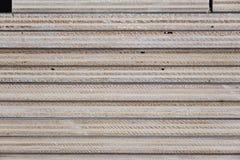 Sterta przemysłowa dykta w budowie Zdjęcia Royalty Free