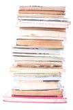 Sterta Stare książki Obraz Royalty Free