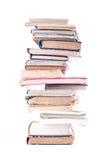 Sterta Stare książki Zdjęcie Stock
