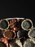 Sterta USA monety rolki Fotografia Royalty Free