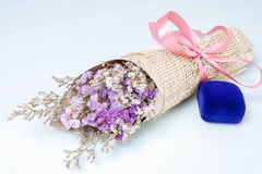 Sterta wizerunek: Bukiet kwiat Fotografia Stock