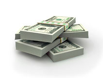 Sterty dolary royalty ilustracja