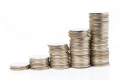 Sterty monety zdjęcia royalty free
