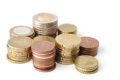 Sterty pieniądze Fotografia Stock