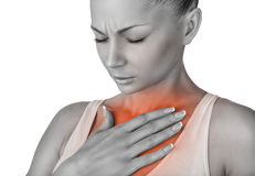 Stethalgia Stock Images
